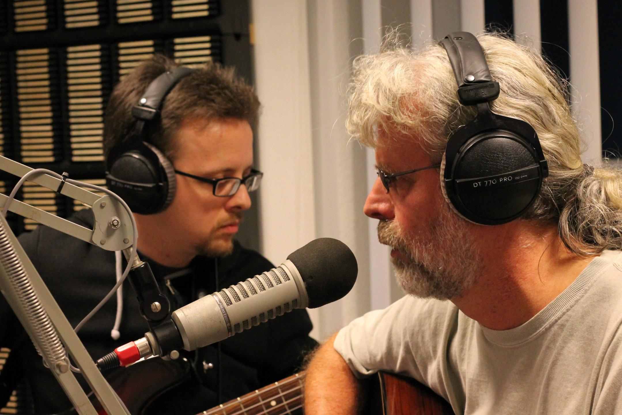 Shiregreen bei Radio Euroherz
