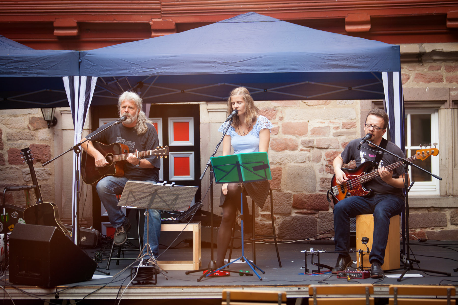 Shiregreen Trio für Friedewald