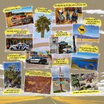 Fifty Days On The Road – Booklet