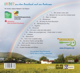Shiregreen_Songs&Hope_Live-CD_Hinten