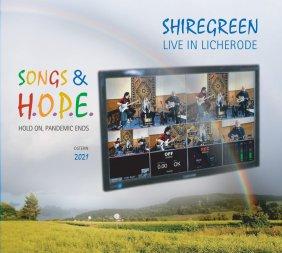 Shiregreen_Cover_Songs&HOPE_2021_Livealbum